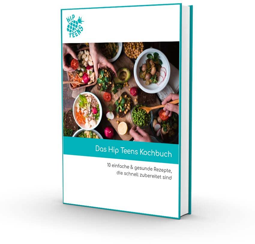 Das Hip Teens Kochbuch