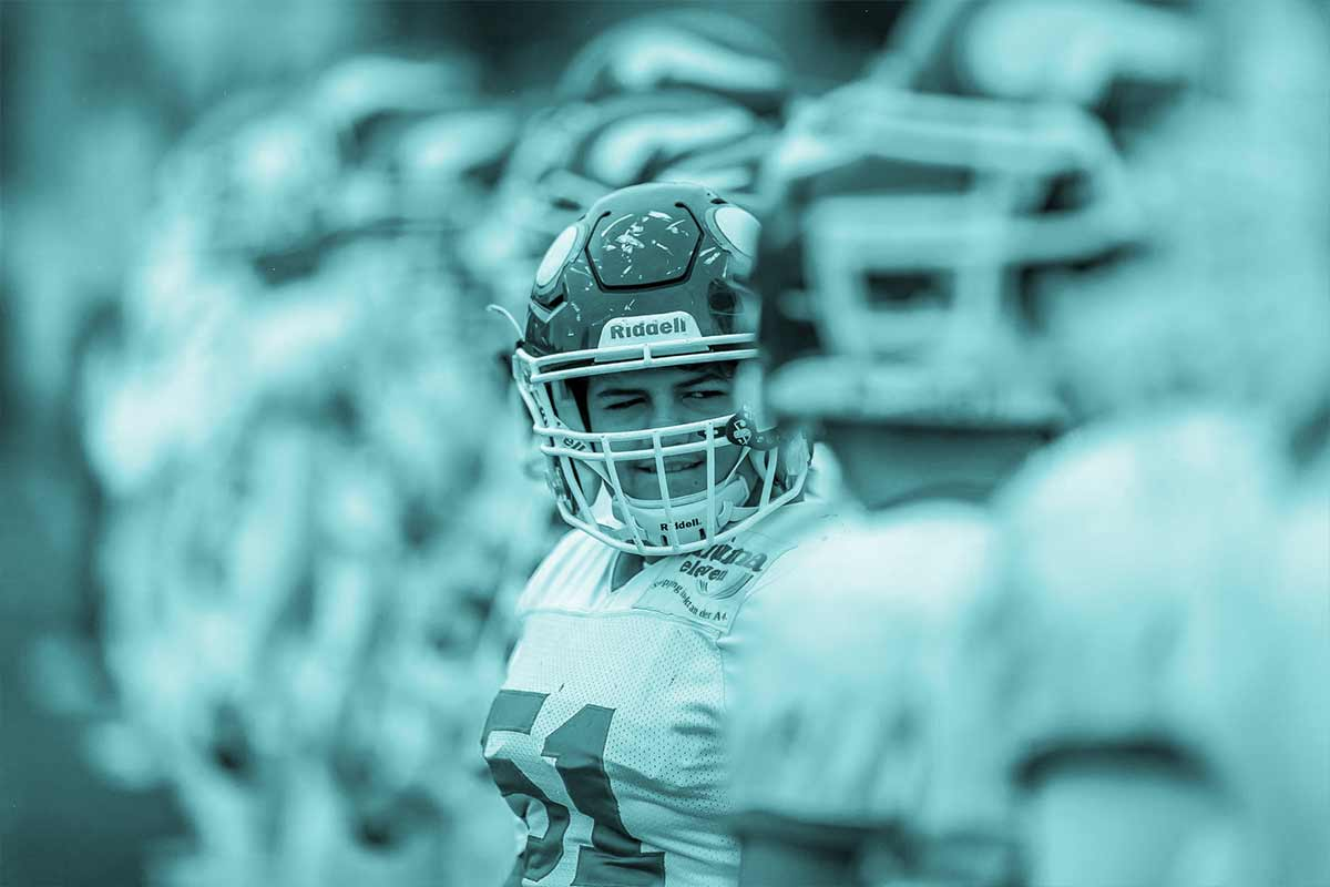 American Football: Abnehmen für Kinder